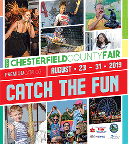 Chesterfield County Fair Program Cover