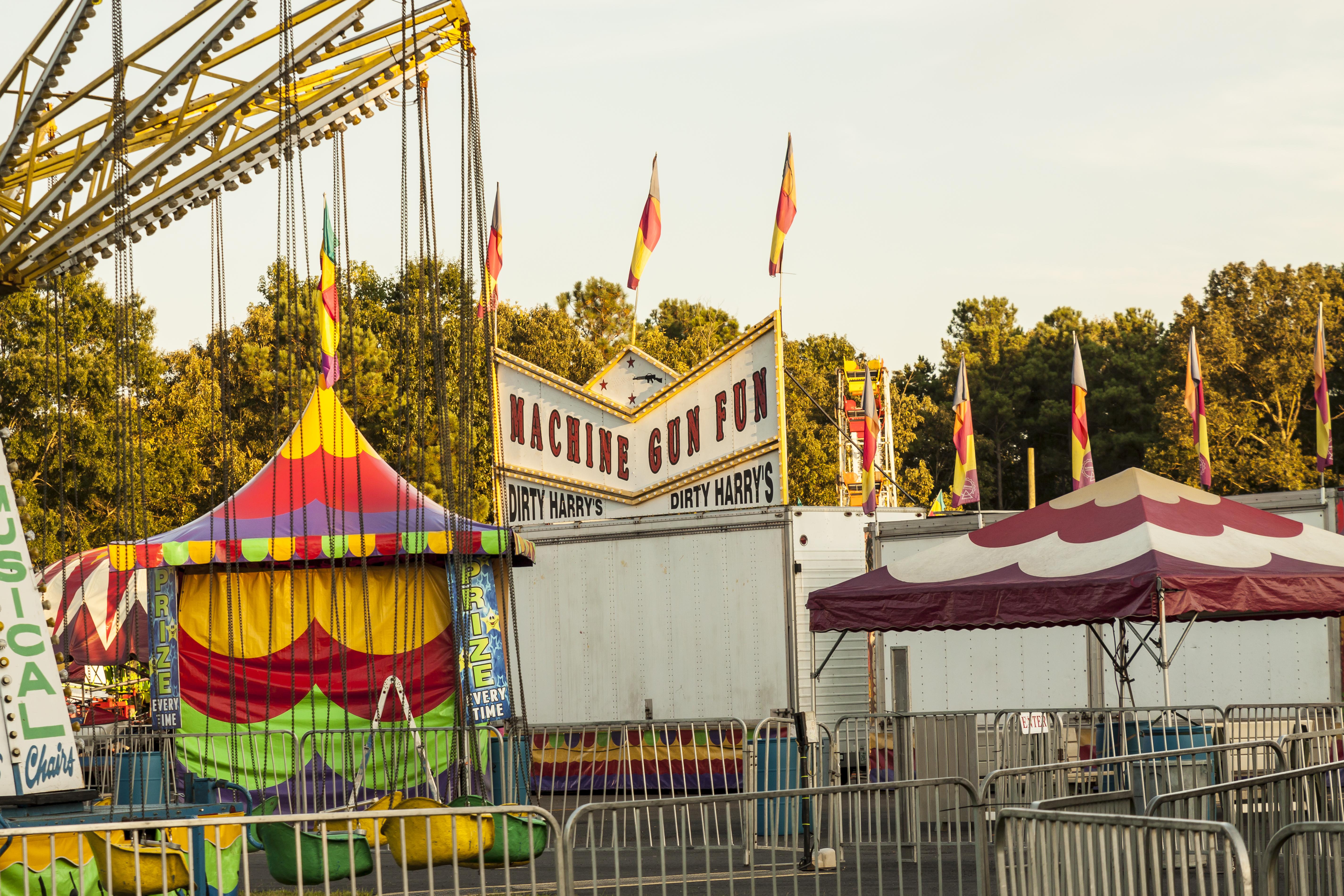Fair Rides - Chesterfield County Fair
