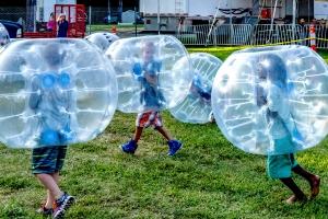 Human-Bounce-Balls
